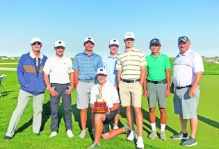 Berthoud golf team takes home R2J Championship
