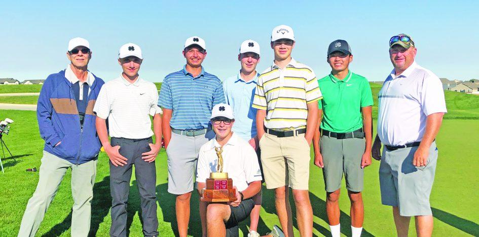 Berthoud golf team takes home R2J Championship