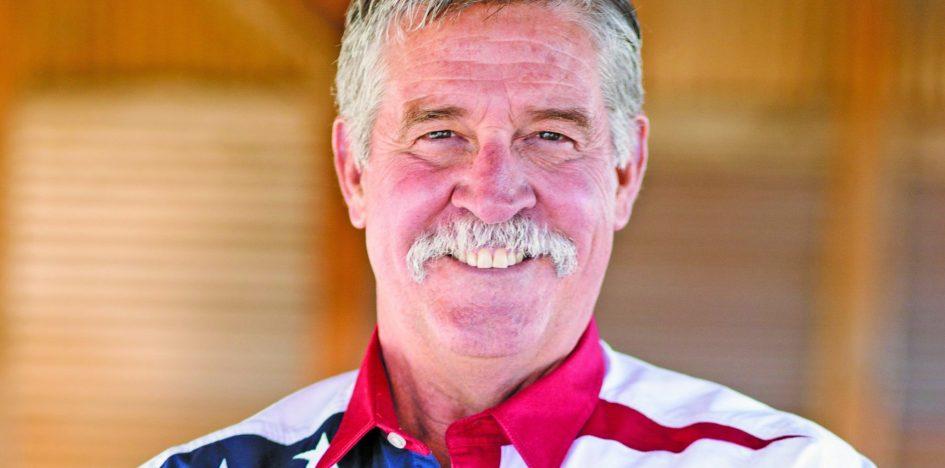 Ben Aste (R) Larimer County Commissioner District 3
