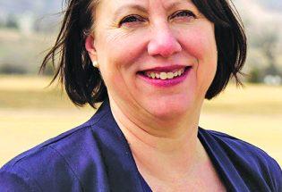 Kristin Stephens (D) Larimer County Commissioner District 2