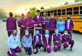 Cross-country place seventh and ninth at state