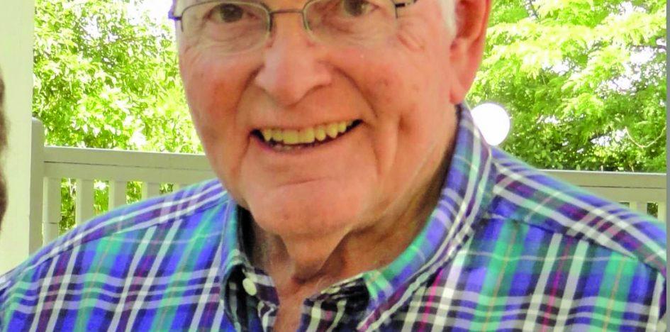 Obituary – Alan Townsend