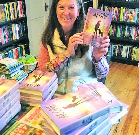 Berthoud author Megan E. Freeman publishes novel