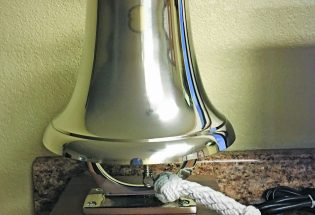 Memorial bell gifted to Berthoud firefighters