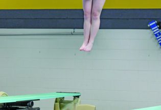 Berthoud swimming peaking at the right time