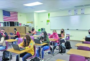 Back to School for Berthoud High Students
