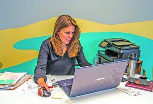 Jinger Tomassi serves community, clients at Berthoud Life Center