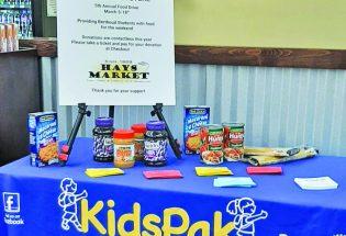 KidsPak now distributes weekend food packs out of Berthoud library