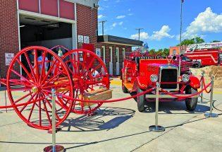 Berthoud Fire District completes restoration of antique equipment