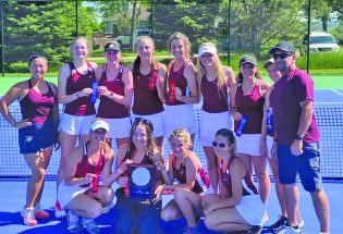 Lady Spartans earn second place at regionals