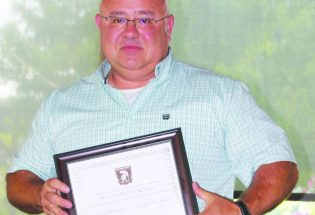 Berthoud High SRO honored