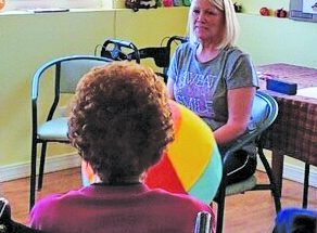 Janet Brown offers respite care, movement classes for seniors