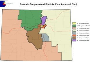 Redistricting puts Berthoud in Colorado's new eighth congressional district